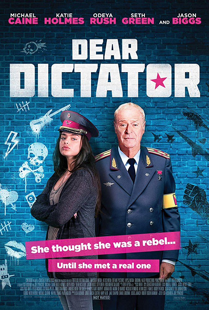 Dear Dictator 2017 DVDRip x264-LATENCY