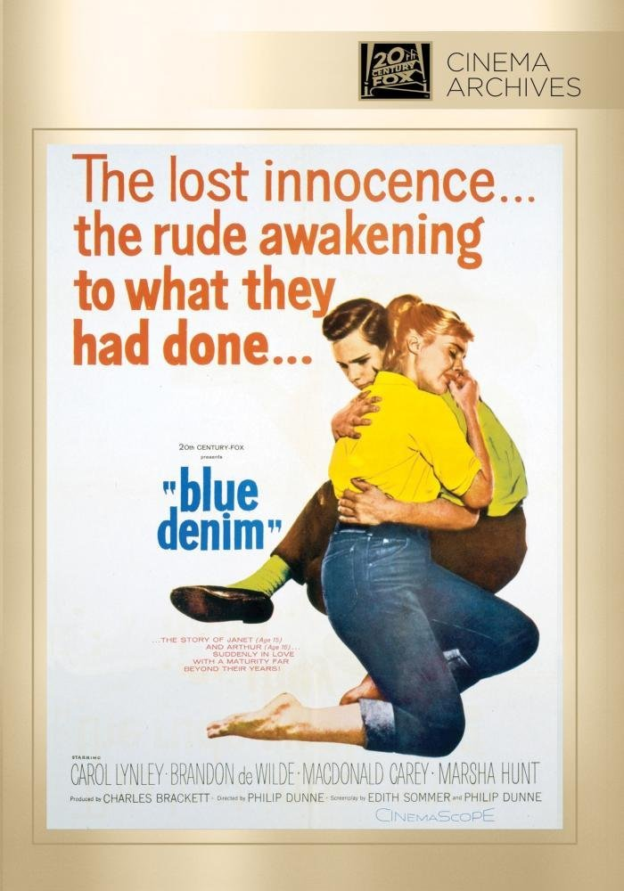 Blue Denim 1959 BDRip x264-VoMiT
