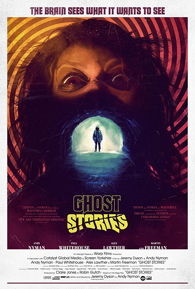 -Ghost Stories (2018) English 720p HD-TS X264-24HD