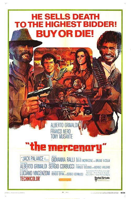 The Mercenary 1968 DUBBED 1080p BluRay x264-GHOULS