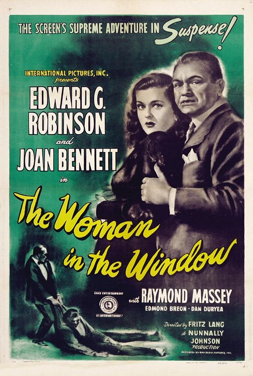 The Woman in the Window 1944 1080p BluRay x264-SiNNERS