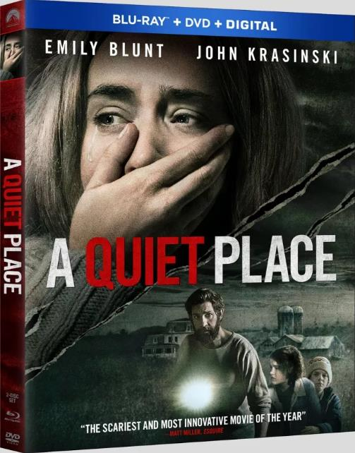 A Quiet Place (2018) HDRip XviD AC3-EVO