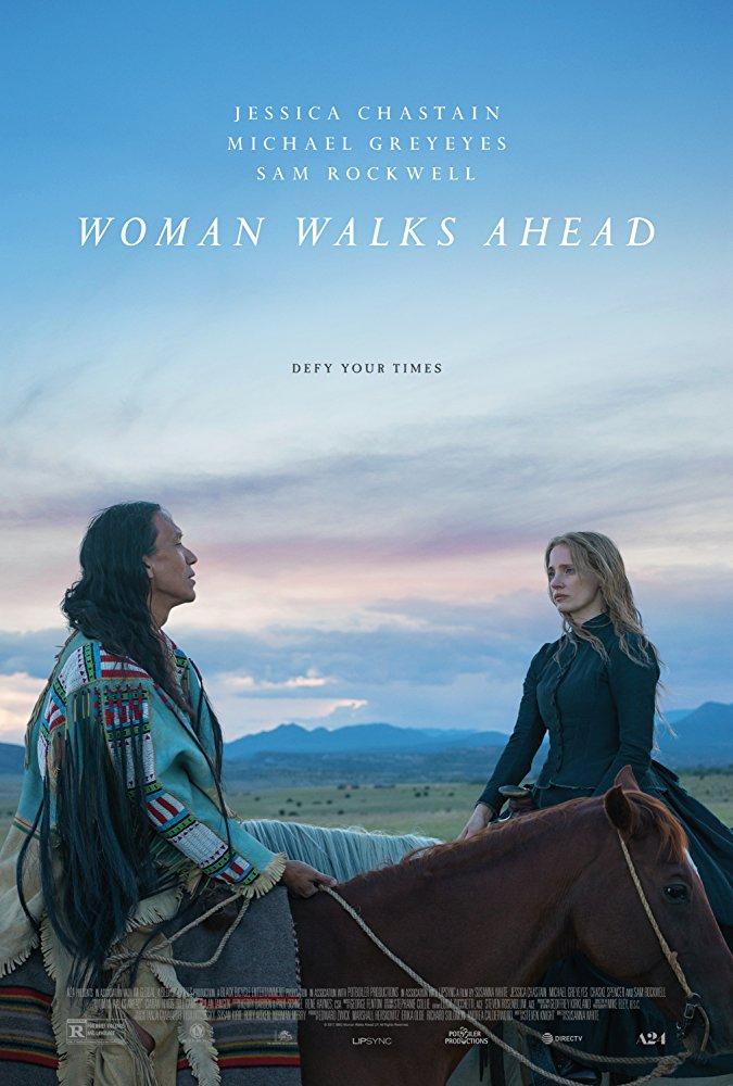 Woman Walks Ahead 2018 1080p WEB-HD 1 4 GB - iExTV