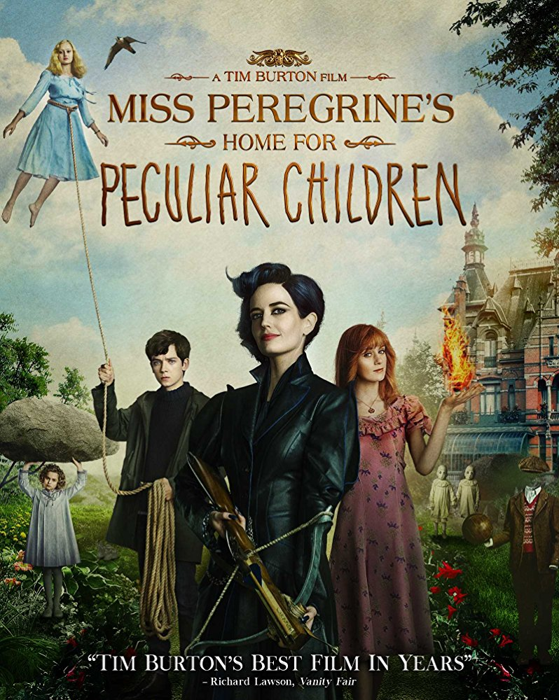 Miss Peregrine's Home For Peculiar Children (2016) 3D-HSBS-1080p-DTS 5 1-Remastered nickarad
