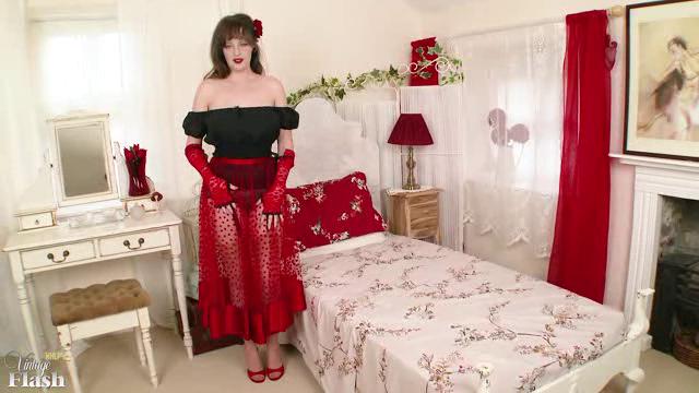 VintageFlash 18 06 29 Kate Anne Im Your Senorita Tonight XXX