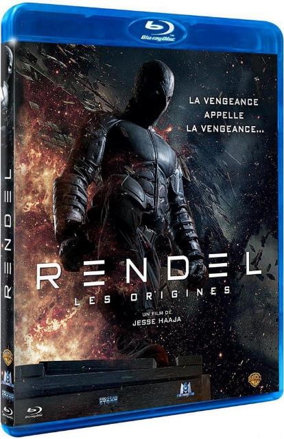 Rendel (2017) 720p BDRip AC3 X264-CMRG