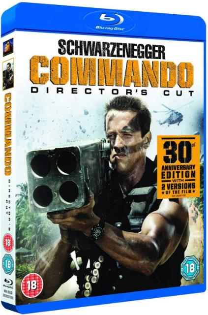Commando (1985) 1080p BluRay H264 AC 3 Remastered-nickarad