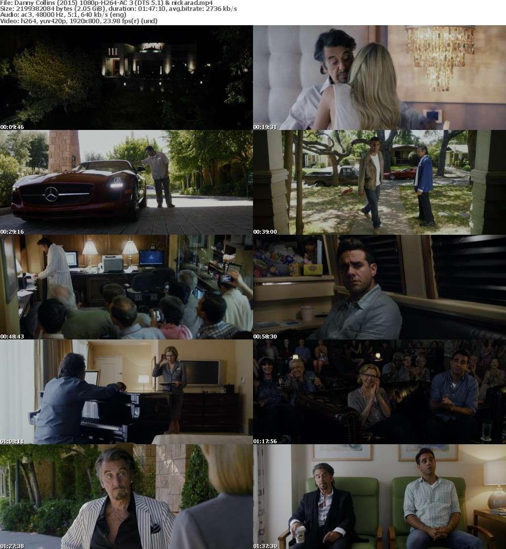 Danny Collins (2015) 1080p BluRay H264 AC3 Remastered-nickarad