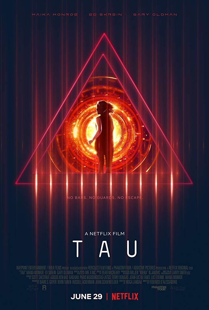 TAU (2018) 1080p NF WEBRip DD5.1 x264-NTb