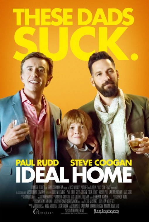 Ideal Home (2018) 1080p WEB-DL DD5.1 H264-CMRG