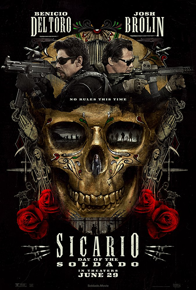 Sicario 2 Day of the Soldado (2018) NEW HDCAM X264 Mr Hive