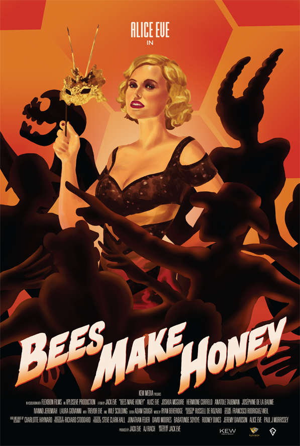 Bees Make Honey 2017 720p WEB-DL XviD AC3-FGT