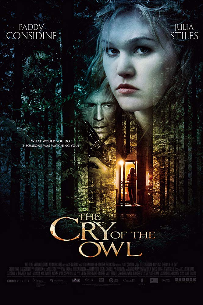 The Cry of the Owl 2009 BRRip XviD MP3-XVID