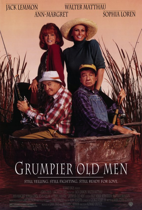 Grumpier Old Men 1995 BRRip XviD MP3-XVID