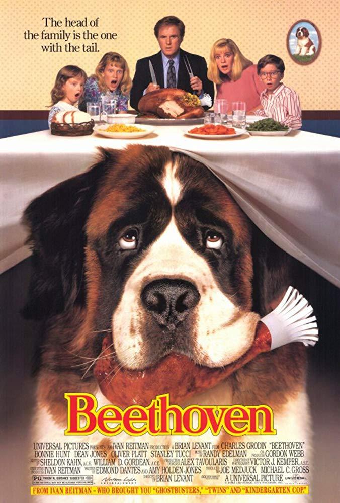 Beethoven 1992 BRRip XviD MP3-XVID