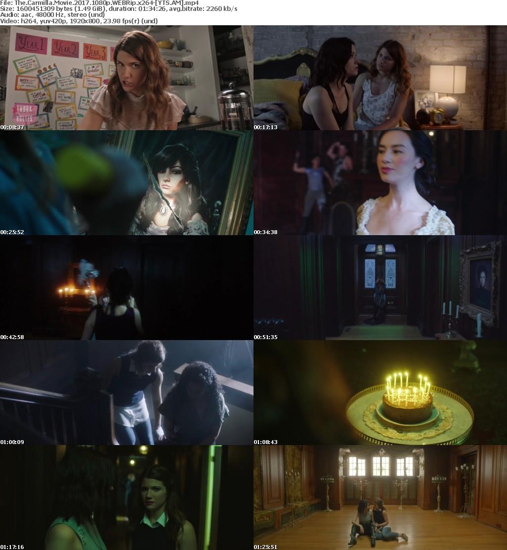 The Carmilla Movie (2017) [WEBRip] [1080p] YIFY