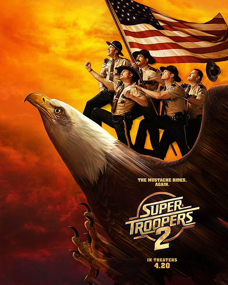 Super Troopers 2 2018 720p BluRay x264-DRONES