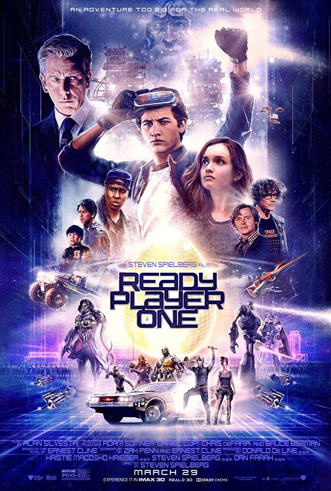 Ready Player One 2018 720p BluRay x265 HEVC 2CH-MRN