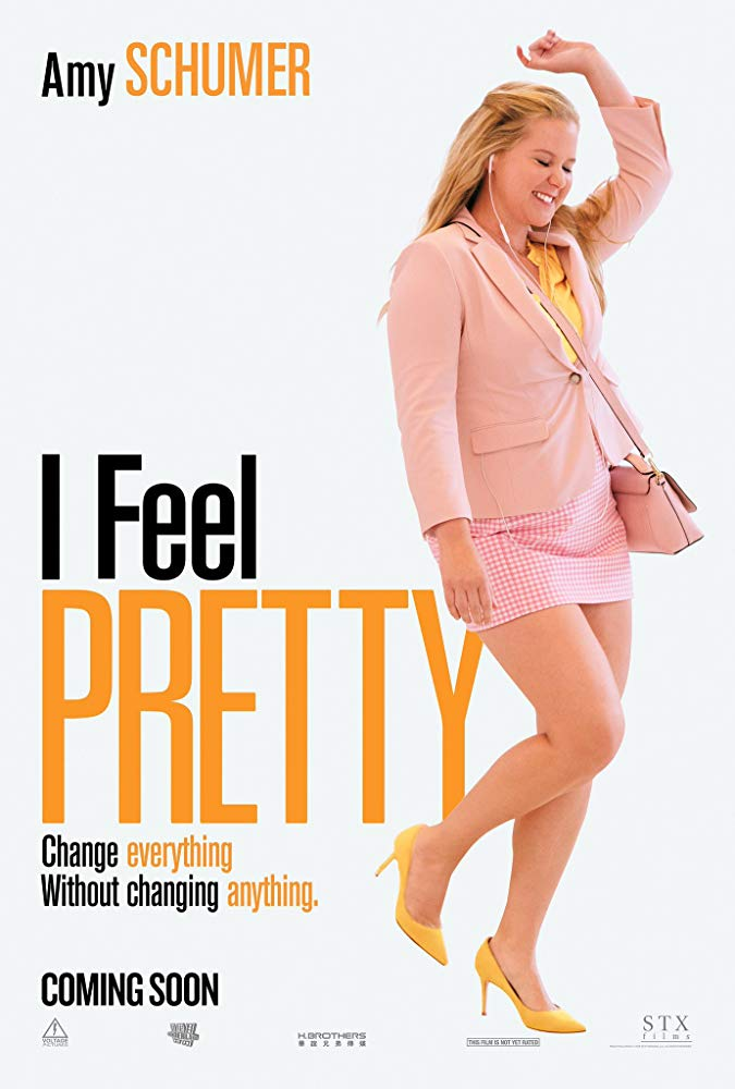 I Feel Pretty 2018 BRRip XviD AC3-XVID