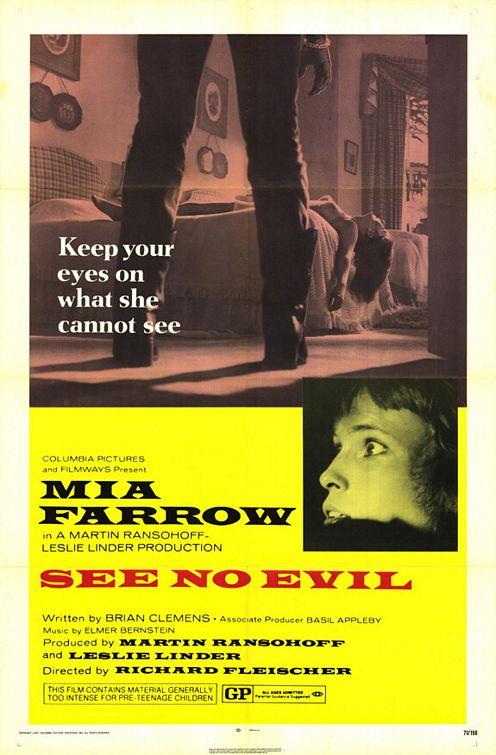 See No Evil 1971 720p BluRay x264-x0r