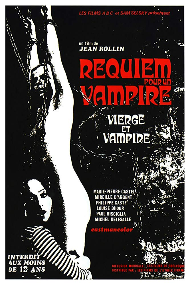 Requiem For A Vampire 1971 REMASTERED 720p BluRay x264-CREEPSHOW