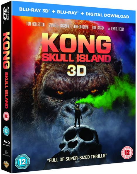 Kong Skull Island (2017) 3D HSBS 1080p BluRay AC3 Remastered-nickarad