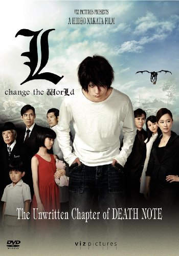 Death Note L Change The World 2008 JAPANESE BRRip XviD MP3-VXT