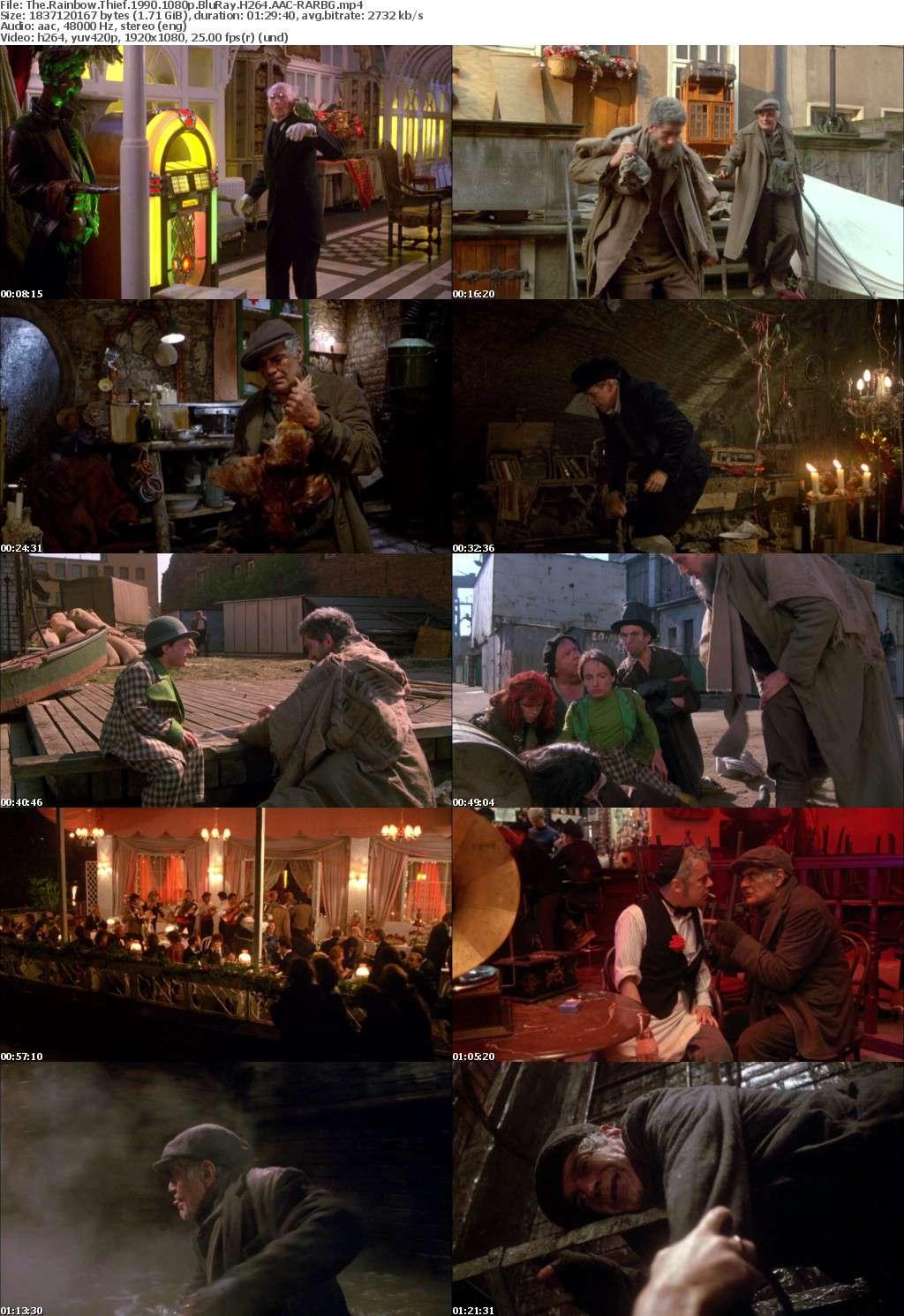 The Rainbow Thief 1990 1080p BluRay H264 AAC-RARBG