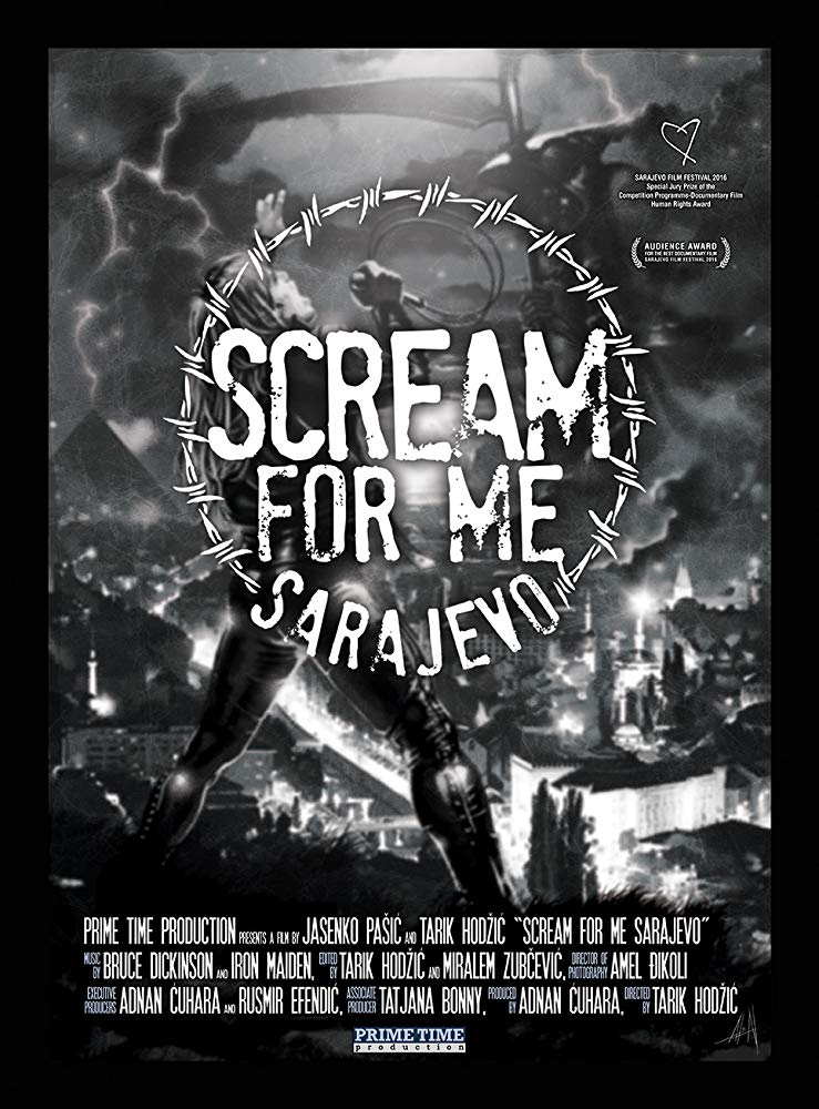 Scream For Me Sarajevo 2018 Movies BRRip x264 AAC ESubs with Sample
