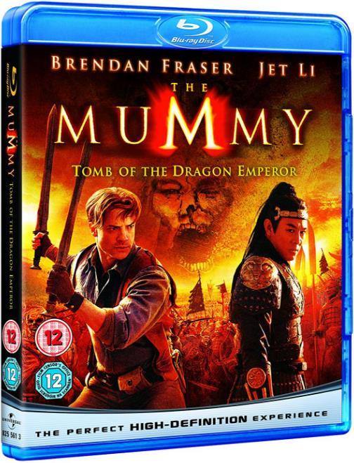 The Mummy Tomb of the Dragon Emperor (2008) 1080p BluRay H264 AC 3-nickarad