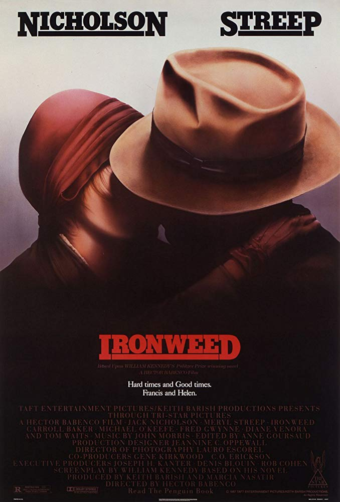 Ironweed 1987 BRRip XviD MP3-XVID