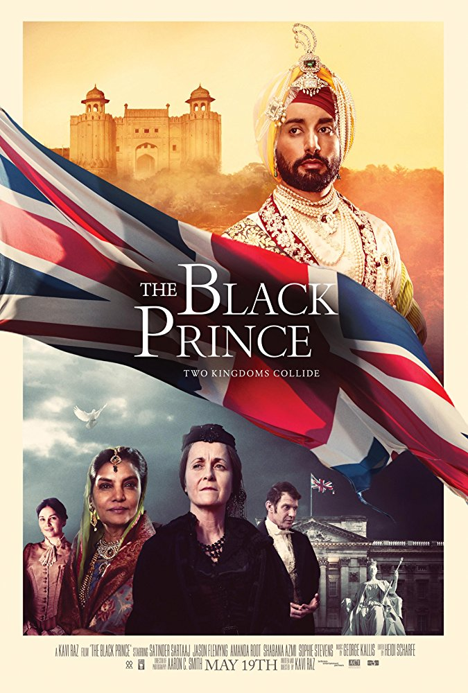 The Black Prince (2017) HINDI 1080p WEB-DL DD5.1 H 264-FGTEtHD
