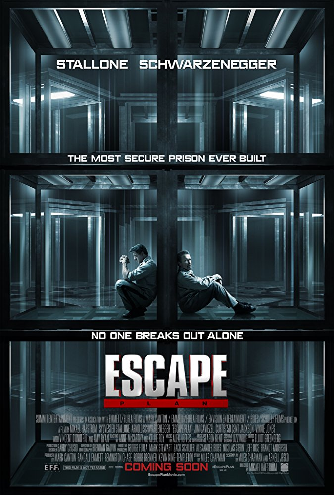 Escape Plan 2013 1080p BluRay Hindi English AC3 - LOKI - M2Tv