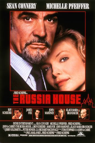 The Russia House 1990 BRRip XviD MP3-XVID