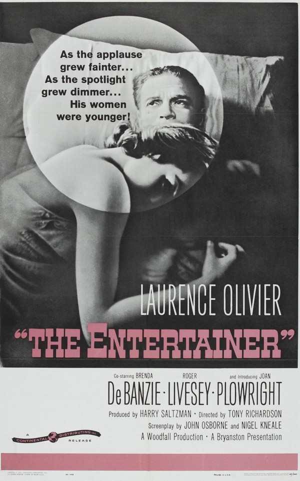 The Entertainer 1960 1080p BluRay x264-GHOULS