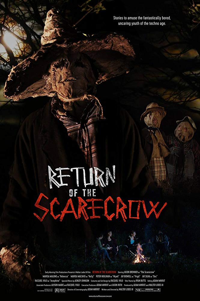 Return of the Scarecrow 2018 HDRip AC3 X264-CMRG[TGx]