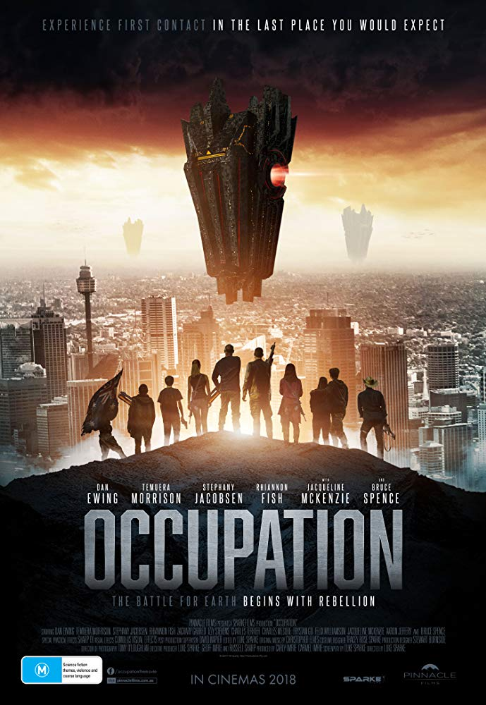Occupation 2018 HDRip x264 AC3-Manning