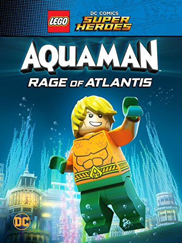 LEGO DC Comics Super Heroes Aquaman Rage of Atlantis (2018) BDRip XviD AC3-EVO