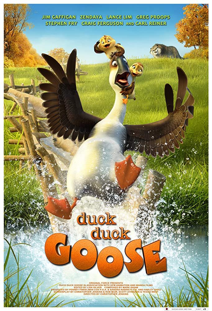 Duck Duck Goose 2018 720p BluRay X264-AMIABLEEtHD