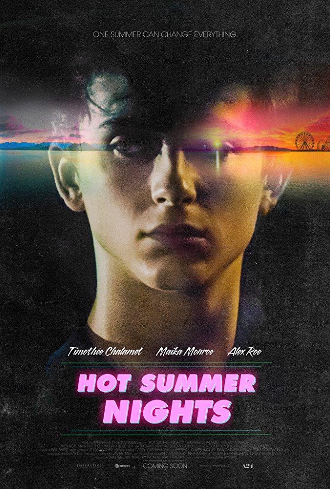 Hot Summer Nights 2017 720p WEB-DL XviD AC3-FGT