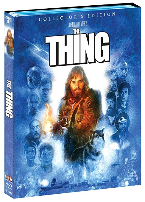 The Thing (1982) 720p BluRay x264 Dual Audio Hindi - English 2.0 ESub MW