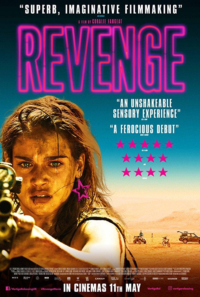 Revenge 2017 720p BRRip 800 MB - iExTV