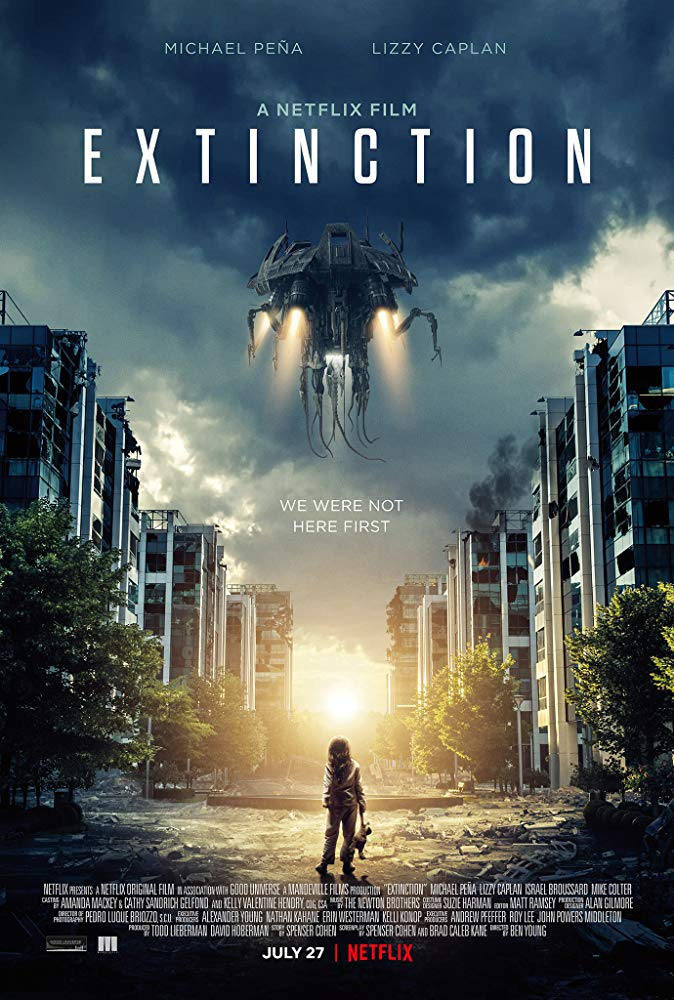 Extinction 2018 720p HDRip X264 AC3-EVO