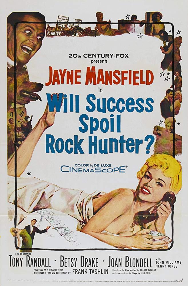 Will Success Spoil Rock Hunter 1957 BRRip XviD MP3-XVID