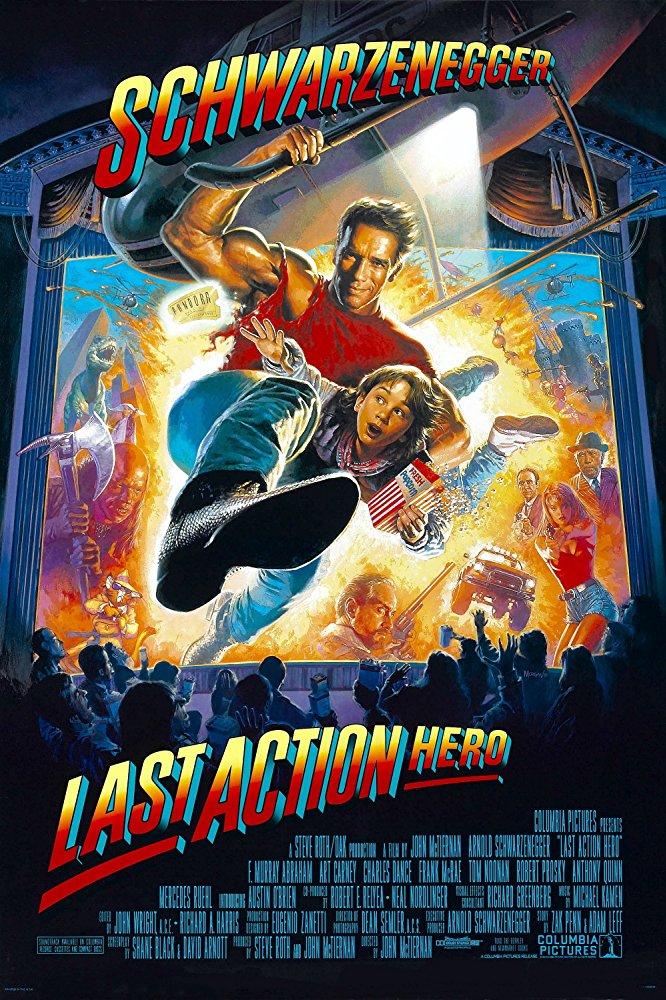 Last Action Hero 1993 BRRip XviD MP3-XVID
