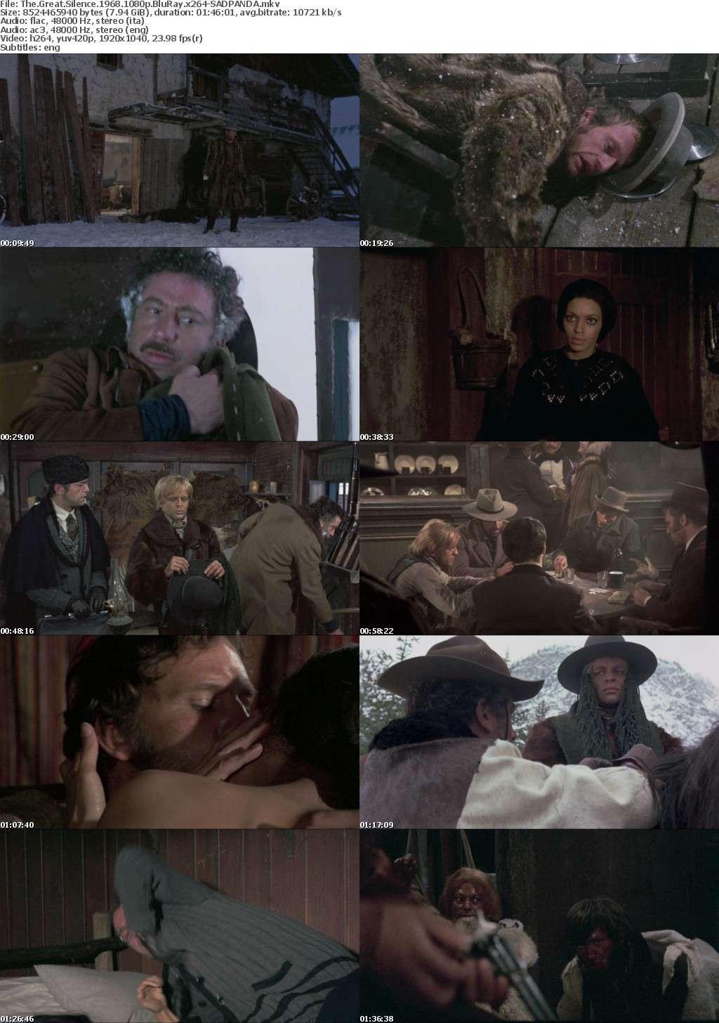 The Great Silence 1968 1080p BluRay x264-SADPANDA