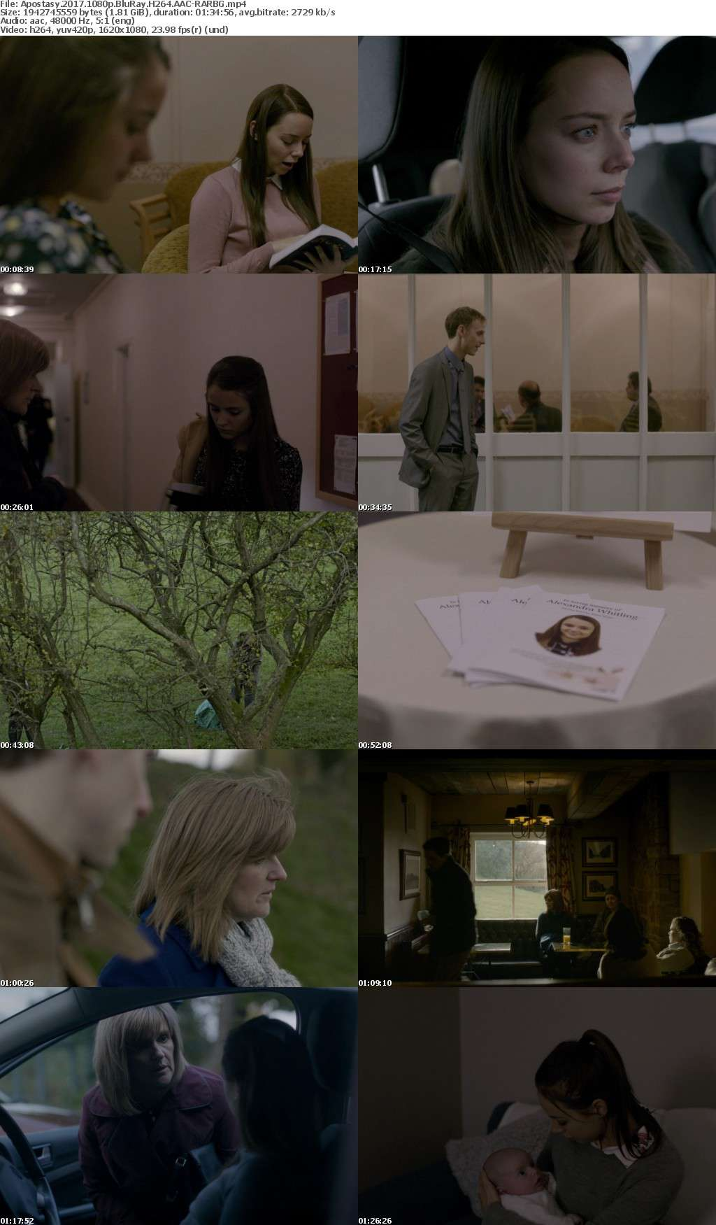 Apostasy 2017 1080p BluRay H264 AAC-RARBG