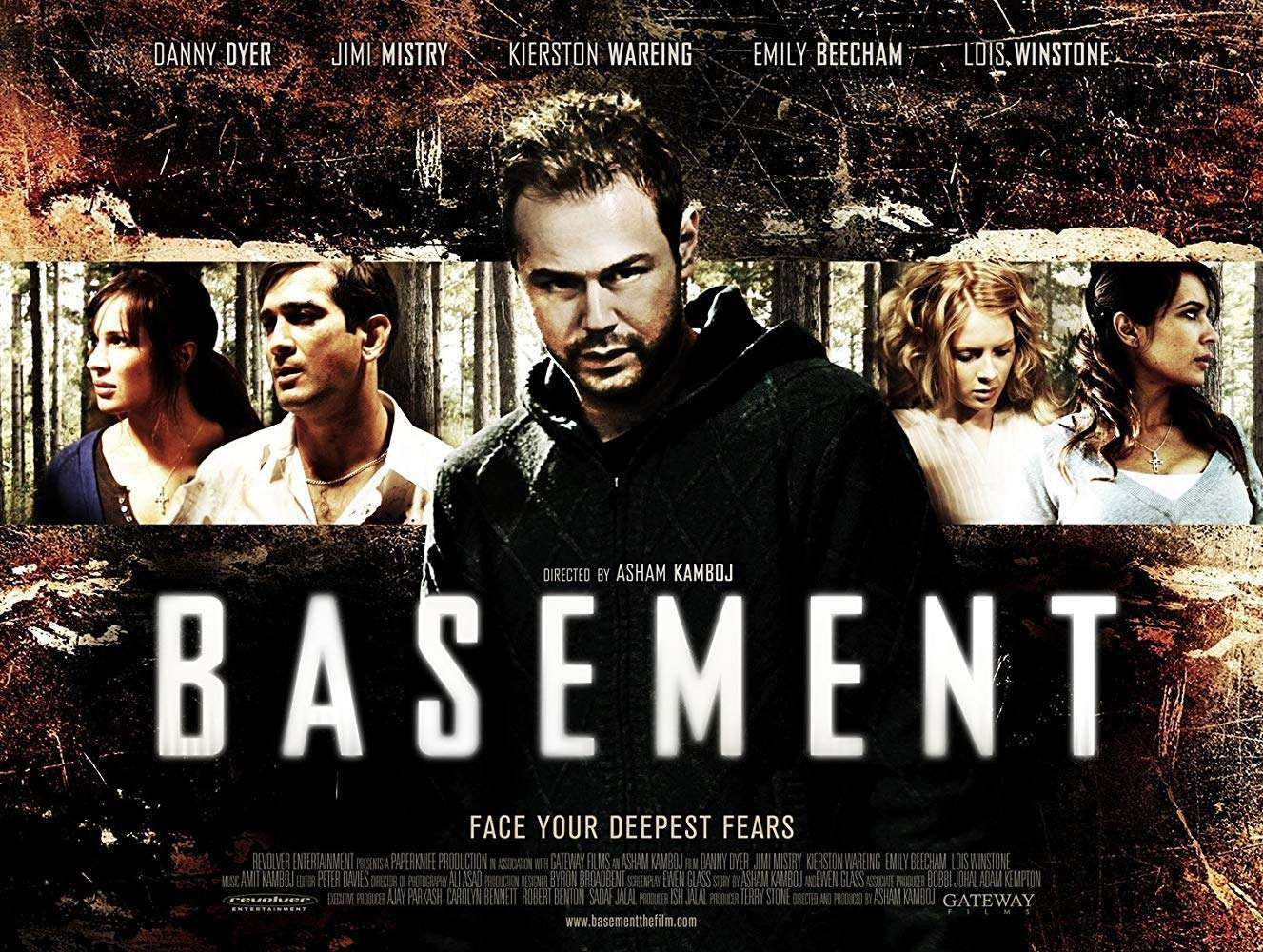 Basement 2010 BRRip XviD MP3-XVID