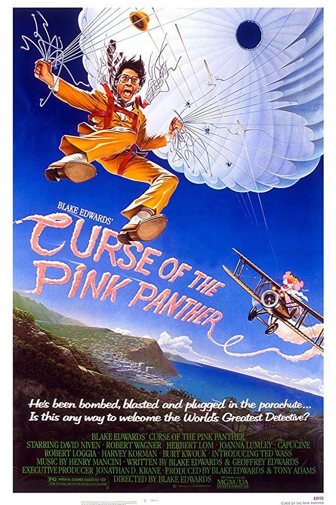 Curse of the Pink Panther 1983 720p BluRay x264-SADPANDA