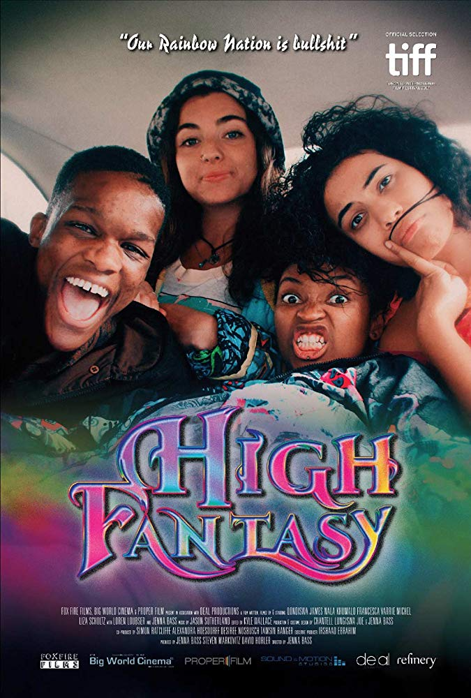 High Fantasy 2017 720p BRRip 550 MB - iExTV